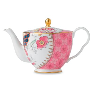 Wedgwood® Butterfly Bloom 12 1/2-Ounce Teapot