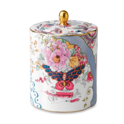 Wedgwood® Butterfly Bloom Tea Caddy