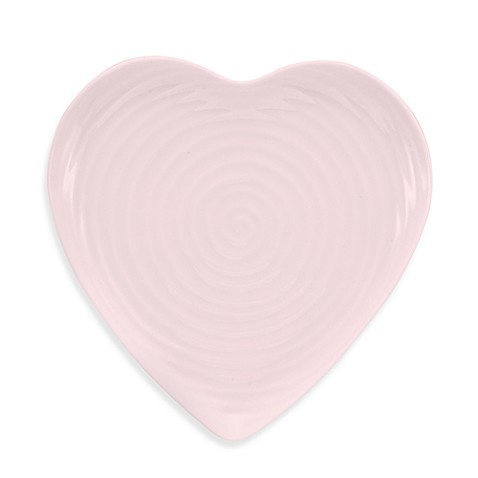 Sophie Conran for Portmeirion® 9-Inch Heart Plate in Pink