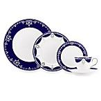 Marchesa by Lenox® Empire Pearl Indigo 5-Piece Place Setting