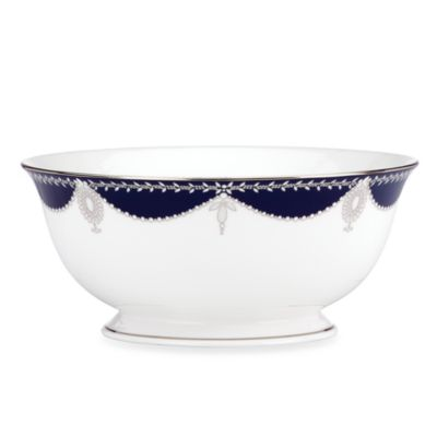 Indigo Serving Bowls