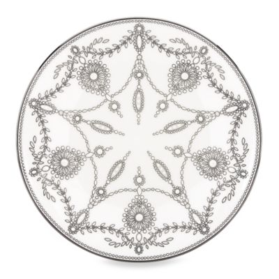 Marchesa by Lenox® Empire Pearl 9-Inch Accent Plate