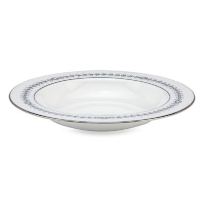 Marchesa by Lenox® Empire Pearl 9-Inch Rim Soup Bowl