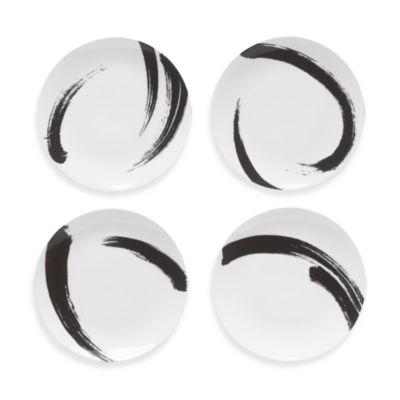 Brushstroke Accent Plate