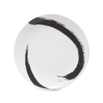 Mikasa® Brushstroke 9 1/2-Inch 1-Left1-Long Right Accent Plate