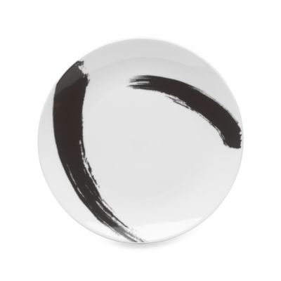 Mikasa® Brushstroke 9 1/2-Inch 1-Left1-Short Right Accent Plate