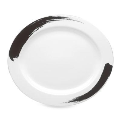 Mikasa® Brushstroke Oval Platter