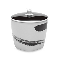 Mikasa® Brushstroke Covered Sugar Bowl