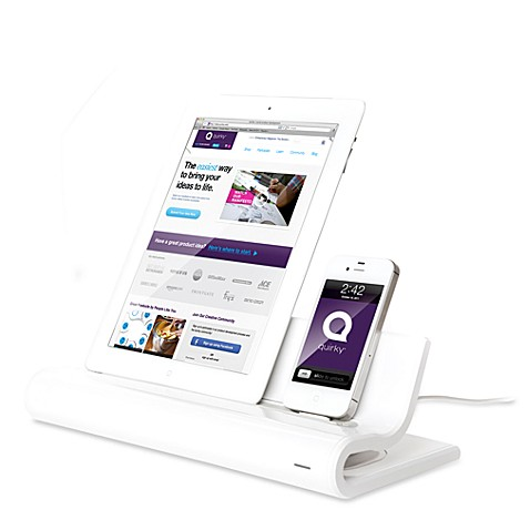 Quirky® Converge Rest & Recharge Docking Station