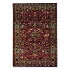 Oriental Weavers Kharma Area Rug In Red Multi Bed Bath