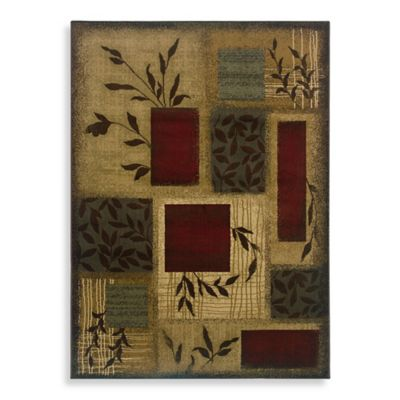 Tan Multi Area Rug