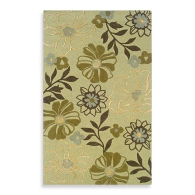 Sphinx™ by Oriental Weavers Utopia Area Rug in Beige/Flora
