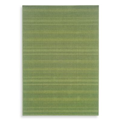 Oriental Weavers Lanai 6-Foot 3-Inch x 9-Foot 2-Inch Area Rug in Green/Georgetown