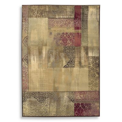 Oriental Weavers Generations 7-Foot 10-Inch x 11-Foot Area Rug in Multi/Granada
