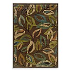 Sphinx™ by Oriental Weavers Emerson Area Rug in Multi/Leaves