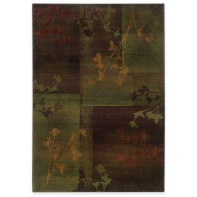 Oriental Weavers Kharma II 4-Foot x 5-Foot 9-Inch Area Rug
