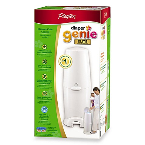 Playtex® Diaper Genie® Elite Diaper Disposal System