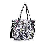 Amy Michelle™ New Orleans Diaper Bag in Charcoal Floral
