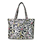 Amy Michelle™ Austin Charcoal Floral Diaper Bag