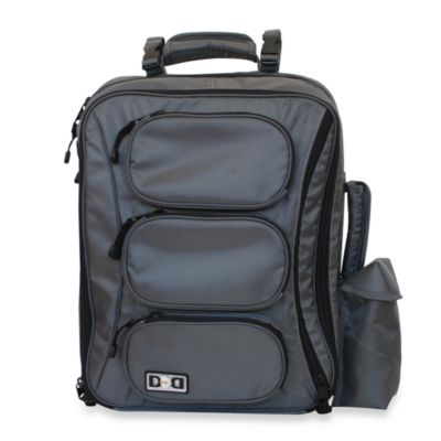 Diaper Dude Messenger Backpack