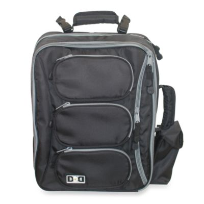 Diaper Dude® Convertible Messenger Backpack Diaper Bags