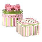 Gorham® Little Girl with a Curl Trinket Boxes