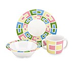 Gorham® Pitter Patter 3-Piece Melamine Set