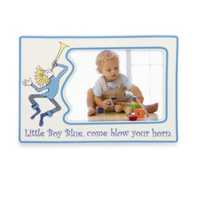 Gorham® Little Boy Blue 4-Inch x 6-Inch Character Frame