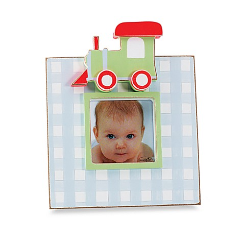 Mud Pie™ Little Train Frame