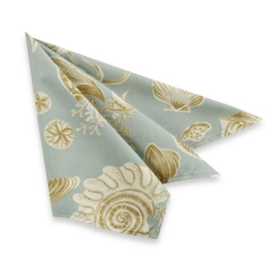 Natural Shell Napkins (Set of 4)