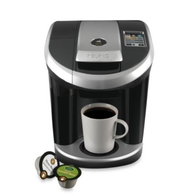 Keurig Mini Coffee Maker Bed Bath And Beyond : Buy Keurig Vue V500 Single Cup Home Brewing System from Bed Bath & Beyond