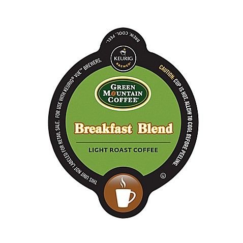 Vue™ 16-Count Green Mountain Coffee® Breakfast Blend Coffee for Keurig® Brewers