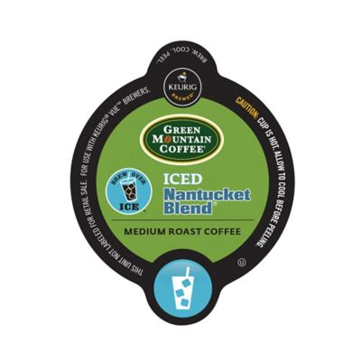 Vue™ 12-Count Green Mountain Coffee® Iced Nantucket Blend® for Keurig® Vue™ Brewers