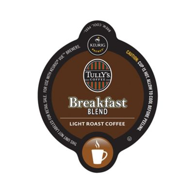 Vue™ 16-Count Tully's® Breakfast Blend Coffee for Keurig® Brewers