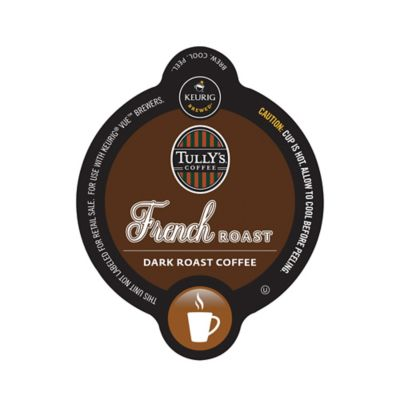 Vue™ 16-Count Tully's® French Roast Coffee for Keurig® Brewers
