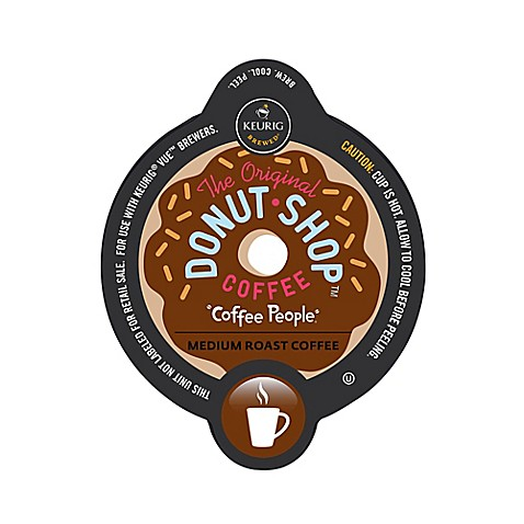 Vue® 16-Count The Original Donut Shop Coffee People® Coffee for Keurig® Vue® Brewers