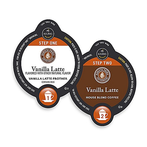 Vue™ 16-Count Barista Prima Coffeehouse™ Vanilla Latte for Keurig® Brewers