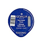 GEVALIA 12-Count Dark Italian Roast Coffee T DISCs for Tassimo™ Beverage System