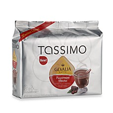 GEVALIA 16-Count Peppermint Mocha Coffee T DISCs for TASSIMO™ Beverage System