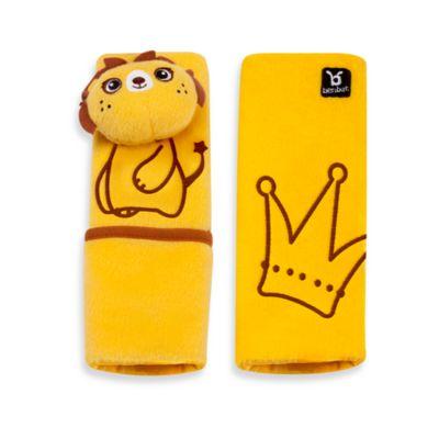 benbat™ Lion Seat Belt Pals in Yellow