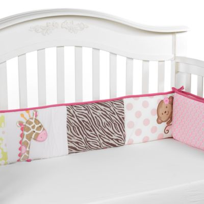 Carter's® Jungle Jill Bumper