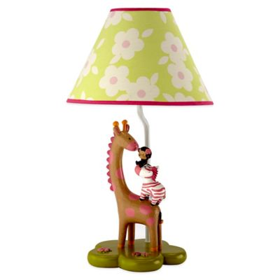 Carter's® Jungle Jill Lamp Base and Shade