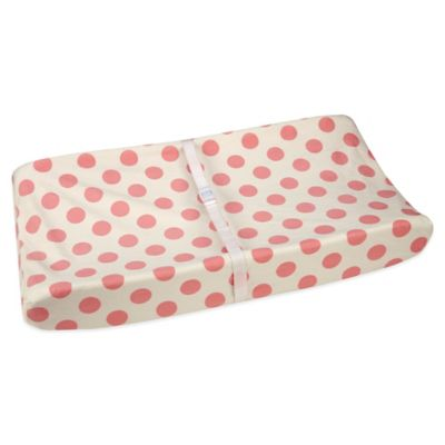 Carter's® Jungle Jill Contoured Changing Pad Cover