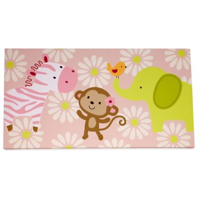 Carter's® Jungle Jill Wall Décor