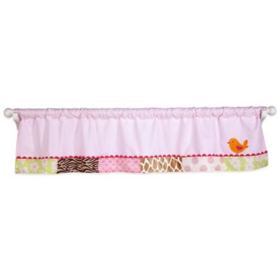 Carter's® Jungle Jill Window Valance