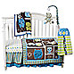 CoCaLo Baby® Peek-A-Boo Monsters 8-Piece Crib Bedding and Accessories