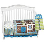 CoCaLo™ Peek-A-Boo Monsters 8-Piece Crib Bedding Set