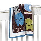 CoCaLo™ Peek-A-Boo Monsters Cozy Blanket