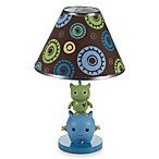CoCaLo Baby® Peek-A-Boo Monsters Lamp