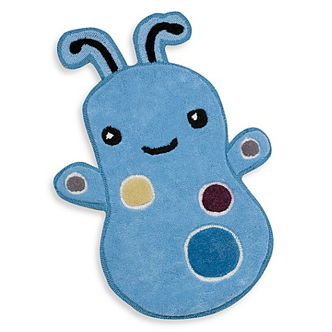 CoCaLo Baby® Peek-A-Boo Monsters Rug